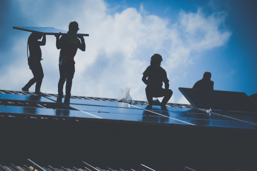 Solar Panel Installations Boosted While Everybody Working From Home