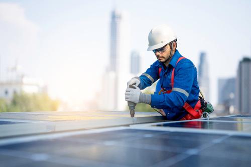 Australian Standard Solar Installation